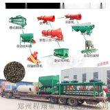 牛粪加工有机肥成套设备 牛粪生产有机肥工艺 厂家