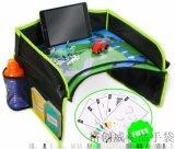 热销新款儿童车载画板 汽车安全座椅托盘儿童绘画画板包