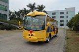 南京游乐园专用23座卡通电动观光车