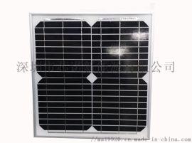 芯诺15w太阳能板 XN-18V15W-M