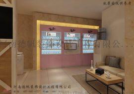 铜陵眼镜店装修公司 眼镜展柜设计生产