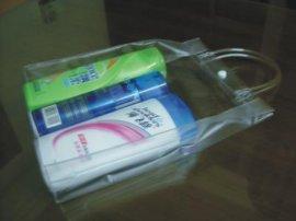 PVC手提袋/ PVC礼品袋/ PVC包装袋(ZD0007)