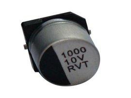 贴片铝电解电容(RVT)