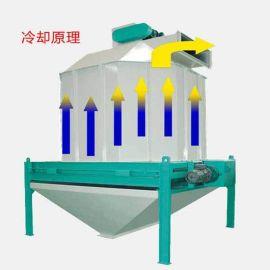 工厂**逆流式冷却器  颗粒料冷却机江苏溧阳**机械