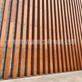 外牆型材鋁方通 100*300超大木紋型材鋁方通