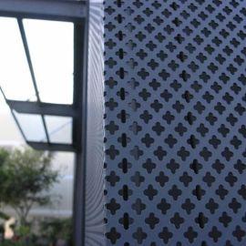 金屬外牆裝飾衝孔網 幕牆金屬鋁板網