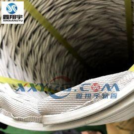 耐高温高压伸缩风管/耐800度高温通风软管/耐热风管厂家定制