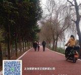 上海广州透水地坪彩色混凝土透水路面多孔混凝土地坪材料胶结剂