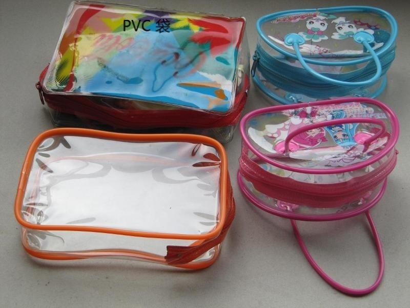 专业生产电压PVC袋,PVC化妆品袋