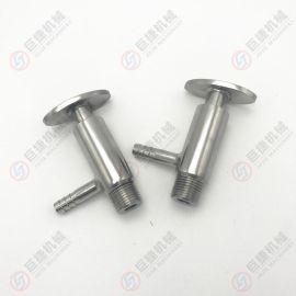 卫生级外丝4分螺纹取样阀价格卫生级取样阀规格