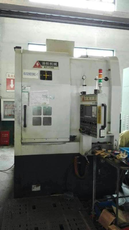 供应回收二手原装台湾油机立式车床立式数控车床加工中