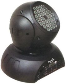 LED摇头变色灯