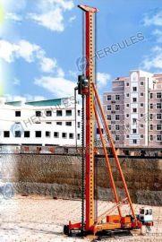 供应KLB25-600液压步履式长螺旋钻机