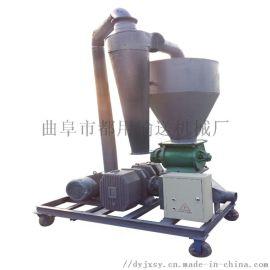 塑料颗粒用气力输送机 晒场装卸水稻用吸粮机qc