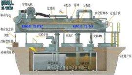 烟台科诺机床轧钢液冷轧机乳化液冷却液集中霍夫曼真空负压过滤机