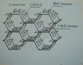 抗酸碱耐高温不锈钢龟甲网