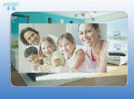 深圳智能楼宇对讲无线可视门铃DAIC-2591 数码式彩色室内机