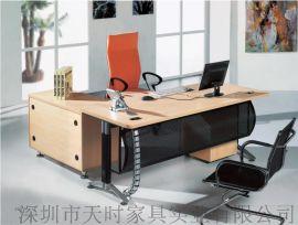 深圳天时办公家具板式大班台 主管办公台