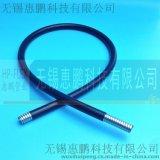 不锈钢双扣P4型穿线软管 光纤护套管  超强高抗拉力