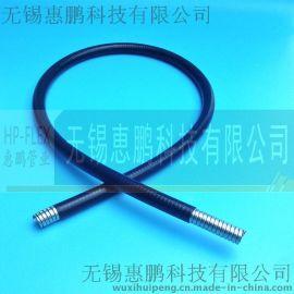 不锈钢双扣P4型穿线软管 光纤护套管    高抗拉力