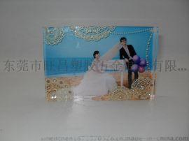时尚新品相架 亚克力精美相框 结婚照相框 创意相框