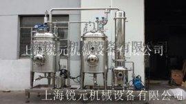 供应200L多功能提取浓缩机组、多功能提取罐,中试提取浓缩设备