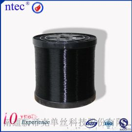 床垫用涤纶单丝PET0.17黑