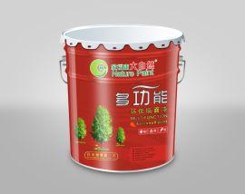 广东涂料加盟大自然油漆多功能环保乳胶漆