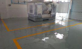 成都环氧工业树脂地坪高度清洁美观无尘