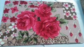 美高林地毯脚垫无边印花系列