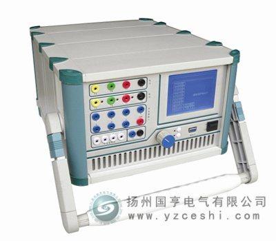 GH微机继电保护测试仪(三相_六相)继电保护测试装置