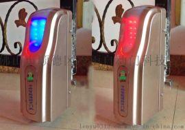 中国知名品牌冷雨轮式开门机LEY860 遥控八字平开电动门 豪华带LED闪灯开门机