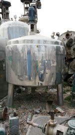 现货供应二手不锈钢20吨搅拌罐,二手卧式储罐