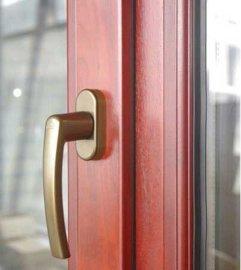 成都铝包木门窗价格丨成都铝木复合门窗厂家丨成都断桥铝门窗品牌丨成都窗纱一体窗厂家