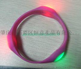 定做礼品MP3广告环保活动防水防蚊专业夜光艺术DIY带手环表带