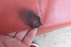 特价三防布防火布空调软连接风筒布高温阻燃布电焊布玻