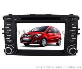 北汽E系/BJ40  DVD安卓系统导航车载GPS导航仪 厂家直销