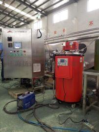 饮料喷淋系统配套用燃油蒸汽锅炉 50kg燃油蒸汽发生器