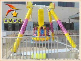 童星游乐 迷你小摆锤 广场新型游乐设备 财富有保障
