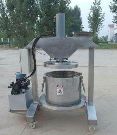 新航小型XHBPY-400冰葡萄液压榨汁机