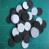 批发黑色EVA海绵泡棉单双面胶带 黑色EVA防震 密封胶条