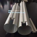 木纹铝圆管厂家 型材铝圆管天花装饰材料