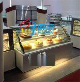 沧州定做西点展示柜厂家,风冷蛋糕保鲜展示柜款式