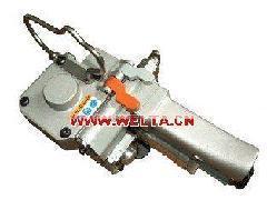 气动塑钢带打包机XQD19