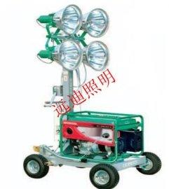 汽油动力手推式照明车