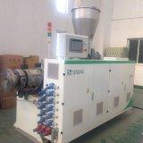 SJSZ65/132錐型雙螺桿擠出機PVC塑料PVC複合管擠出機