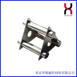 供应强力磁力架,环保磁棒 环保过滤通用磁架 钕铁硼强磁磁力架