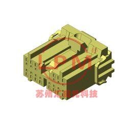苏州汇成元电子现货供应JAE IL-AG5-14S-D3C1-A   连接器