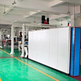 PVC聚氯乙烯材厚板挤出生产线设备