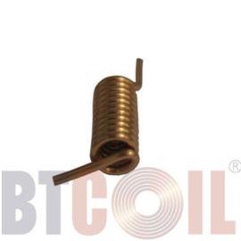 供应电感线圈 空芯电感线圈 圆铜线空心线圈